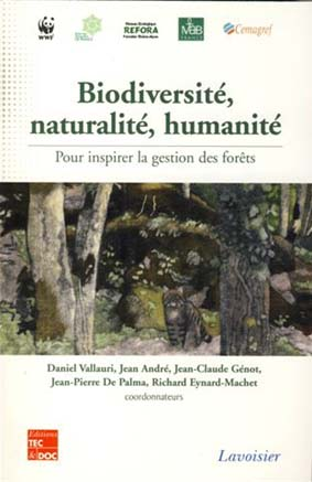 Couverture Biodiversité naturalite humanite